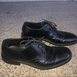 Vintage Dolce And Gabbana Dressy Low Leather  Shoe